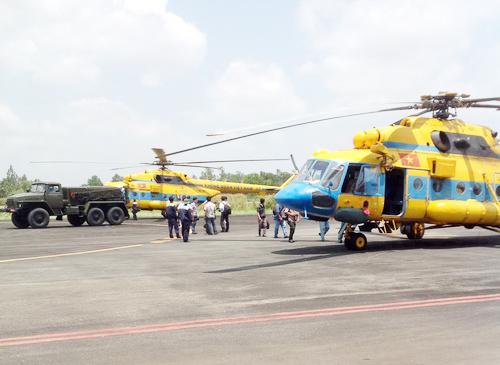 Quần thảo khu vực máy bay Malaysia mất tích