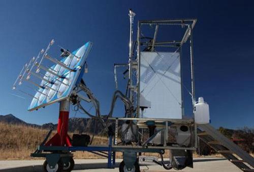 Nhà vệ sinh năng lượng mặt trời
