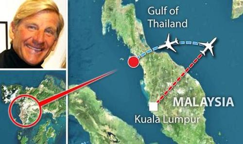 Vị trí quần đảo Langkawi, nơi có sân bay Langkawi, nơi có đường băng dài 4 km