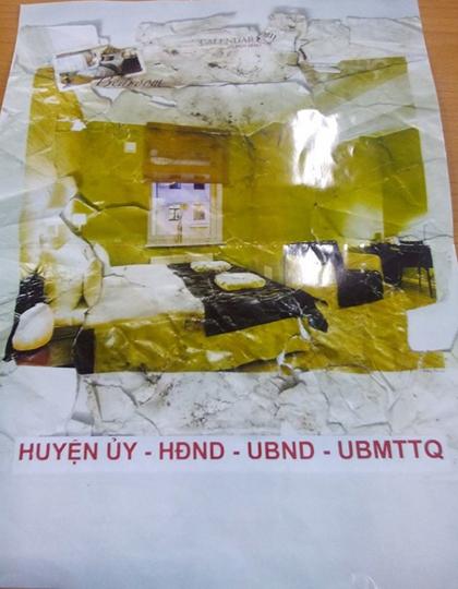 Truy tìm vật chứng vụ nổ cassette ở Thanh Hóa
