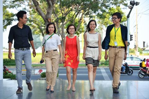 Chương trình Quản trị viên tập sự tại Unilever Việt Nam