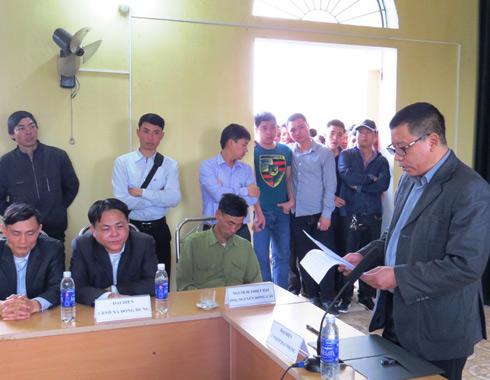 Tòa án Hải Phòng xin lỗi dân sau 17 năm kết án oan
