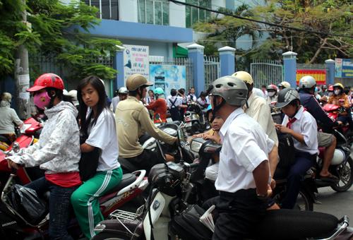 Sẽ rút giấy phép các trung tâm giáo dục gây ùn tắc giao thông