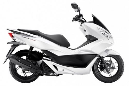 Honda ra mắt PCX150 mới tại Mỹ