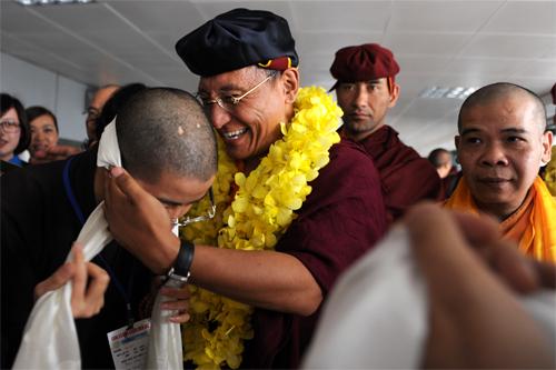 d1 4635 1396589633 Pháp Vương Gyalwang Drukpa rạng rỡ đến Việt Nam