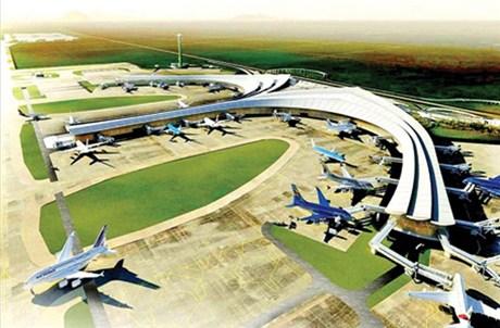Thu hẹp Sân bay Long Thành giai đoạn 1
