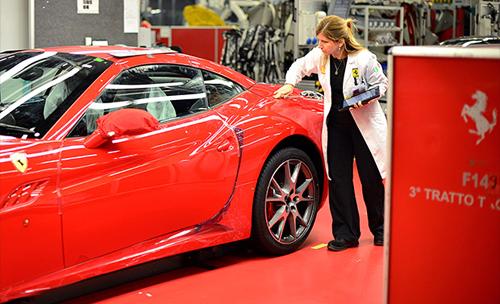 Vì sao Ferrari hấp dẫn?