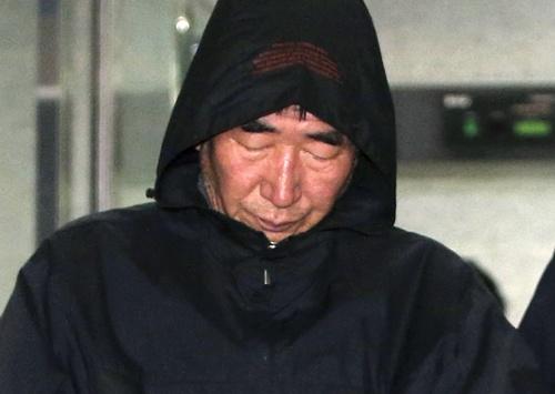 Ông Lee Joon-seok, thuyền trưởng phà Sewol. Ảnh: Reuters
