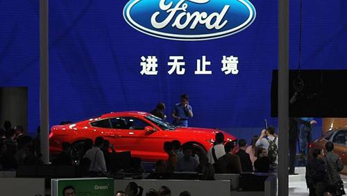 767109 e50a2134 c862 11e3 807e 5154 1443 1398160228 Vì sao Ford thành công ở Trung Quốc?