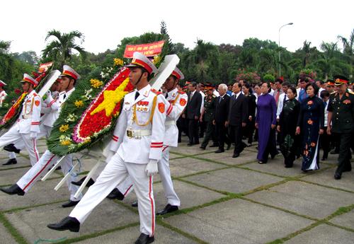 TP HCM mừng 39 năm thống nhất đất nước