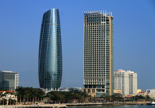 Trung tâm hành chính 2.000 tỷ đồng ở Đà Nẵng