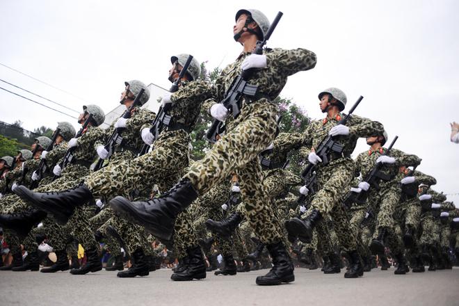 Lực lượng đặc công, niềm tự hào của Quân đội Nhân dân Việt Nam