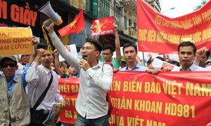 Hà Nội - Đà Nẵng - Sài Gòn đồng lòng bảo vệ chủ quyền đất nước