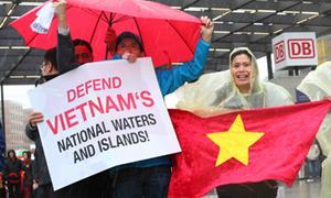 Người Việt ở Đức, Czech phản đối Trung Quốc đặt giàn khoan