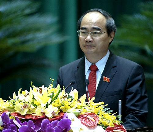 Chủ tịch Ủy ban Trung ương Mặt trận tổ quốc Việt Nam