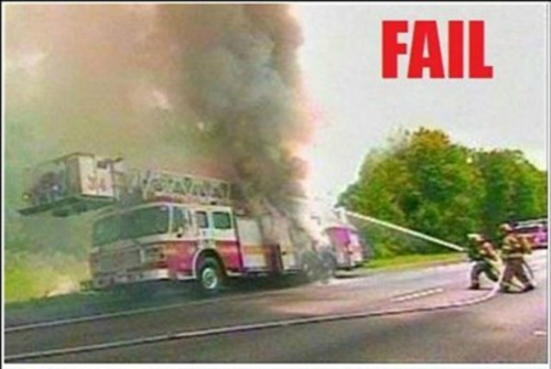 Cứu hỏa cho& xe cứu hỏa.