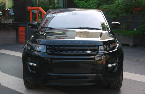 Range Rover Evoque 2014 Limited Edition về Việt Nam