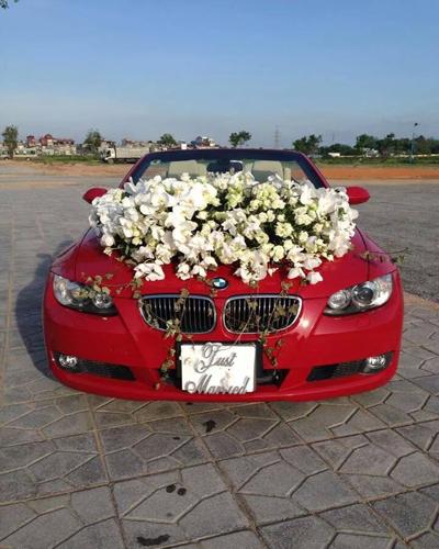 Đám cưới siêu sang Quảng Ninh với Rolls-Royce, Bentley
