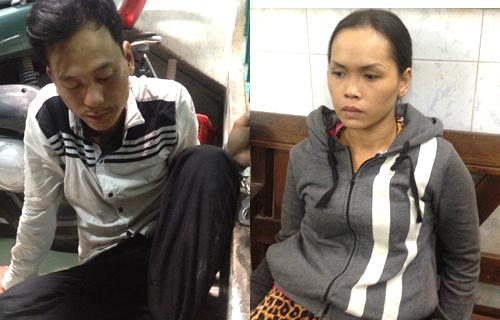 Đặc nhiệm bắt vợ chồng cướp giật ở trung tâm Sài Gòn