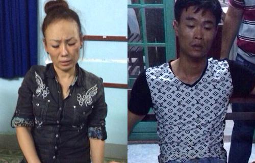'Bà trùm' dụ thanh niên mới ra tù ôm 7 kg ma tuý vào Sài Gòn