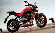 Yamaha MT-07 giá từ 6.900 USD