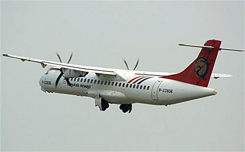 Máy bay rơi khi hạ cánh ở Đài Loan, 51 người chết