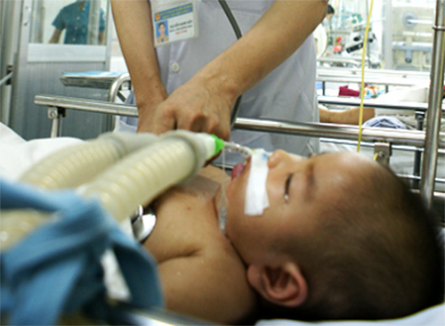 Em bé thứ hai tử vong vì tiêu chảy cấp tại TP HCM