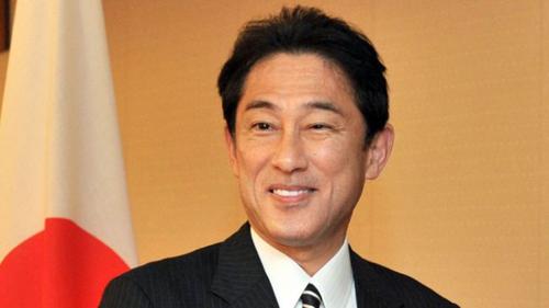 Ngoại trưởng Nhật Bản thăm Việt Nam