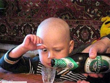 Ôi trời, lại phải uống nữa à?