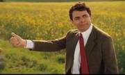 Mr. Bean đi nhờ xe