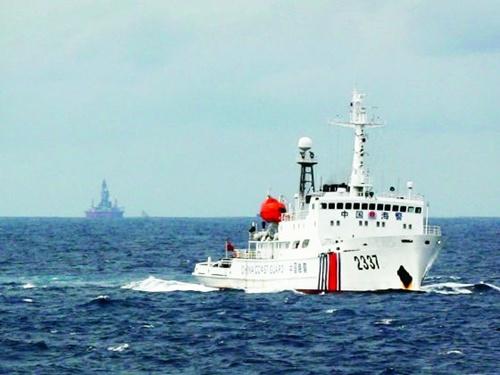 Trung quốc từ chối ngừng hoạt động khiêu khích trên biển đông