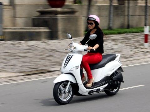 Yamaha Nozza và Vision - giằng co trong mức giá 30 triệu
