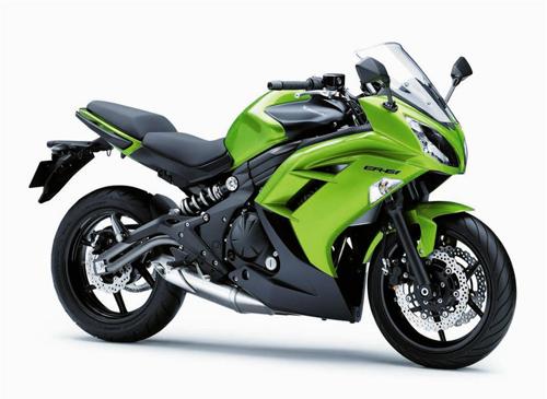Kawasaki Ninja 650 thế hệ mới sắp xuất hiện