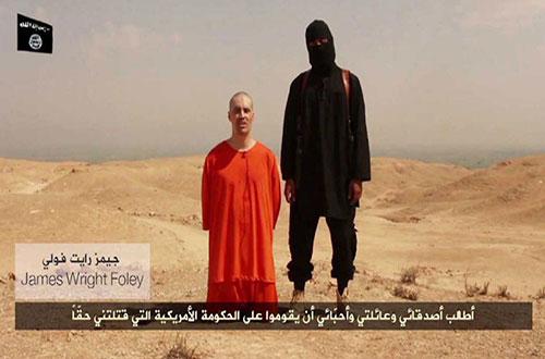 Video chặt đầu nhà báo Foley sẽ bị xóa sổ khỏi Youtube