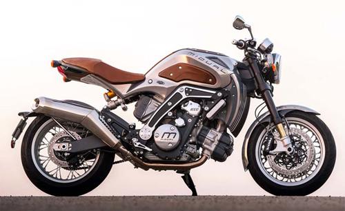 Midual Type 1 - môtô hạng sang giá 187.000 USD