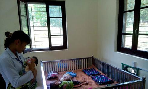 33 trẻ em và người già được chuyển khỏi chùa Bồ Đề