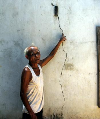 27 trận động đất ở Việt Nam trong nửa năm qua