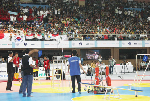 Việt Nam cũng là đội duy nhất giành chiến thắng tuyệt đối ở tất cả các vòng đấu trong số 18 đội của 17 quốc gia, vùng lãnh thổ châu Á  Thái Bình Dương dự giải đấu do Liên minh truyền hình châu Á  Thái Bình Dương tổ chức này.