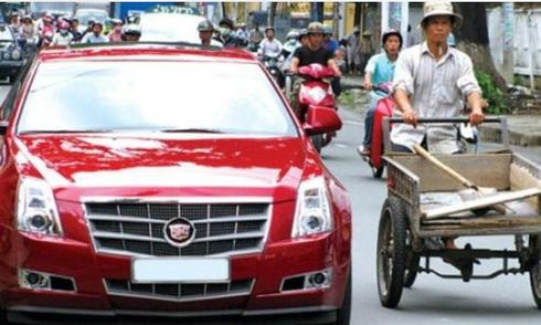 Giấc mộng ôtô xa vời của người Việt