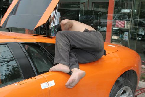 Những kiểu chữa siêu xe chỉ có tại Việt Nam
