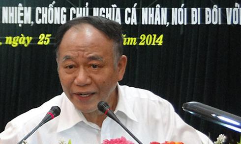 GS Hoàng Chí Bảo: 'Kẻ cơ hội vào vị trí cấp cao sẽ là đại họa'