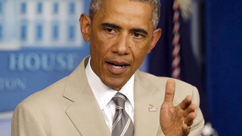 Obama loại trừ khả năng can thiệp quân sự vào Ukraine