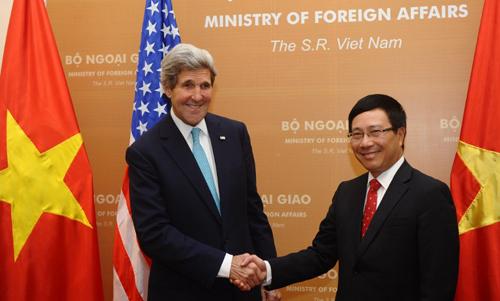 Mỹ chúc mừng Quốc khánh Việt Nam