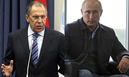 Putin lý giải mục tiêu của phe ly khai ở Ukraine