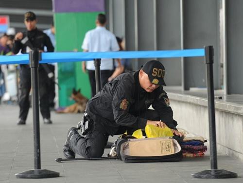 Sứ quán Trung Quốc là mục tiêu của âm mưu đánh bom tại Philippines