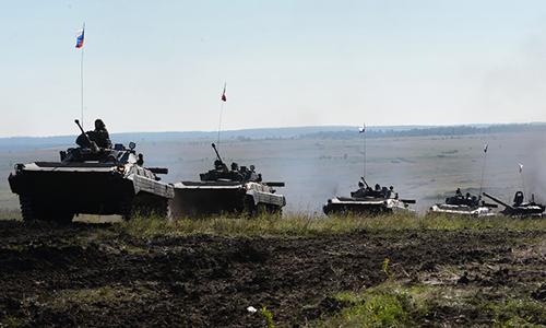 Nga sửa đổi học thuyết quân sự để đối phó NATO
