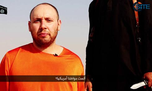 Mỹ, Anh lên án hành động chặt đầu ghê tởm của IS