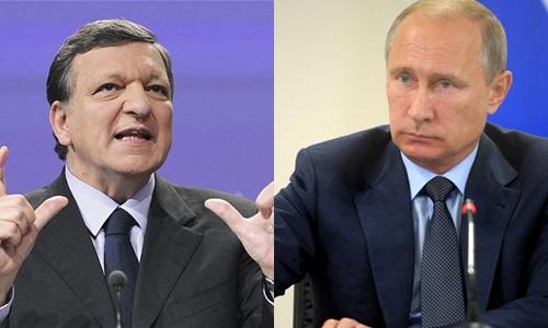 Tuyên bố 'chiếm Kiev trong hai tuần' của Putin gây tranh cãi