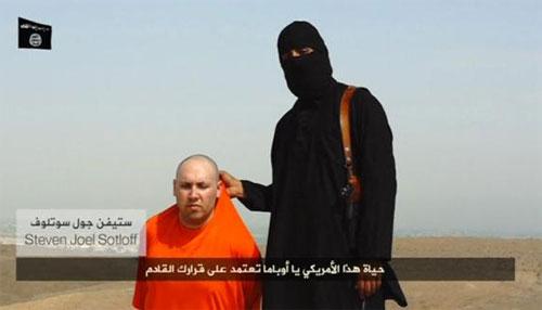 Nhà nước Hồi giáo tung video chặt đầu nhà báo Mỹ
