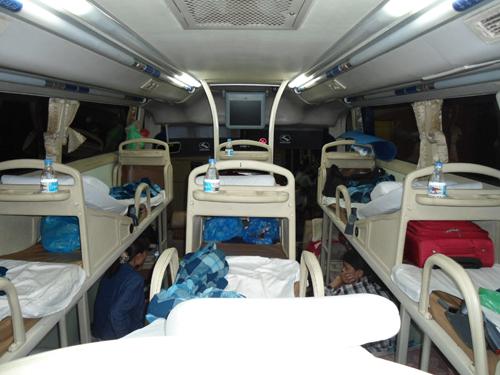 Xe giường nằm Việt Nam dưới con mắt người nước ngoài 1